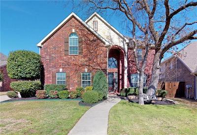 Highland Village Single Family Home For Sale: 904 Summertrail Court