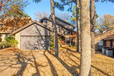 Trophy Club Single Family Home For Sale: 105 Summit Cove