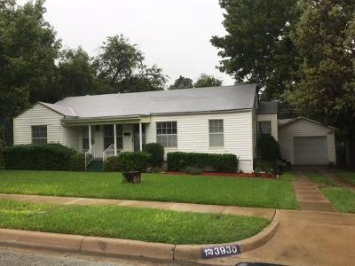 Fort Worth TX Multi Family Home For Sale: $299,900
