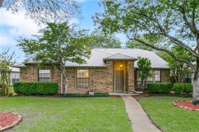 Plano Single Family Home For Sale: 6713 Vero Drive
