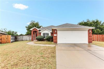 Arlington Single Family Home For Sale: 502 Ammonite Court