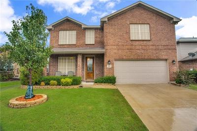 Fort Worth Single Family Home For Sale: 10008 Chrysalis Drive