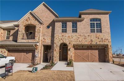 Carrollton Townhouse For Sale: 2845 Creekway Drive