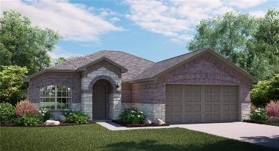 Fort Worth Single Family Home For Sale: 6829 Waterhill Lane