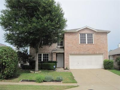 McKinney Single Family Home For Sale: 2604 Cattleman Drive