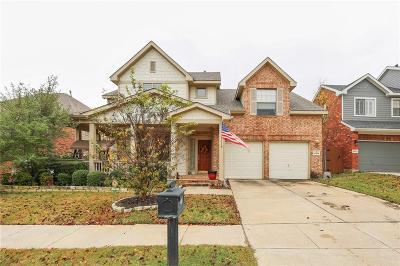 Denton Single Family Home For Sale: 6406 Daisy Drive