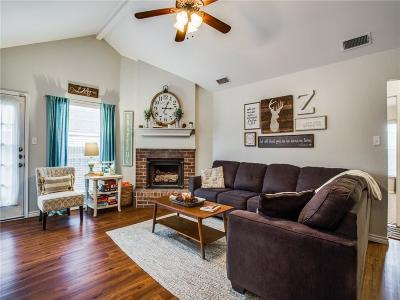 Fort Worth Single Family Home For Sale: 3605 Brett Drive
