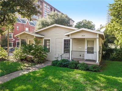 Dallas County Half Duplex For Sale: 2601 State Street