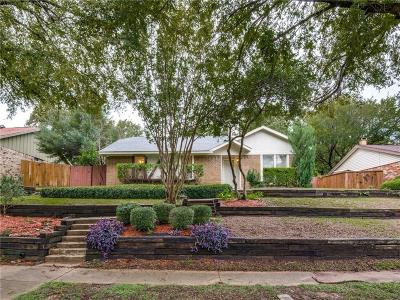 Lewisville Single Family Home For Sale: 1510 Live Oak Drive