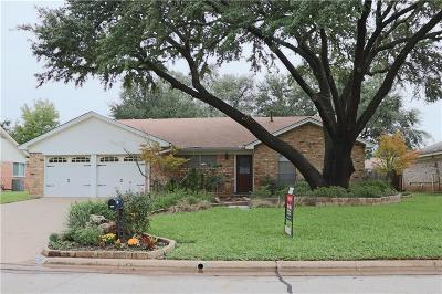 Arlington Single Family Home For Sale: 1023 Byron Lane