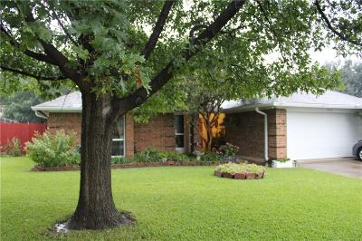 North Richland Hills Single Family Home For Sale: 6712 Inwood Drive