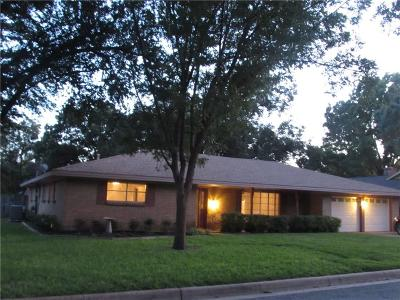 Fort Worth Single Family Home For Sale: 3733 Minot Avenue
