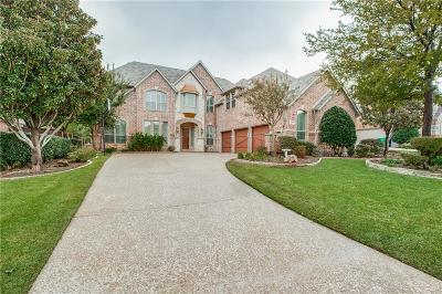 Carrollton Single Family Home For Sale: 2517 Mosswood Drive