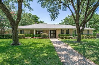 Dallas Single Family Home For Sale: 10155 Betty Jane Lane
