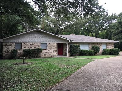 Corsicana Single Family Home For Sale: 2304 Madison Circle