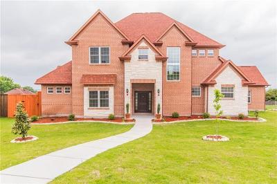Rockwall Single Family Home For Sale: 1516 S Alamo Road