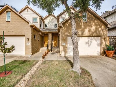 Dallas County Half Duplex For Sale: 3715 Dorothy Avenue