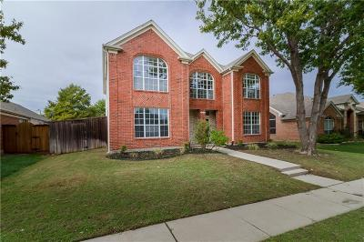 Frisco Single Family Home For Sale: 6917 Cinnabar Drive
