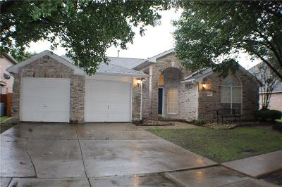 Fort Worth Single Family Home For Sale: 5460 Navajo Bridge Trail
