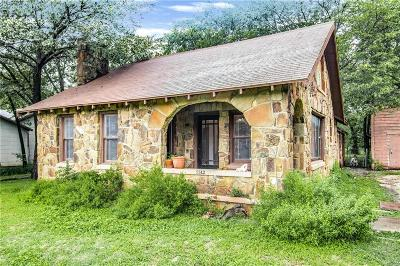 River Oaks Single Family Home For Sale: 5512 Meandering Road