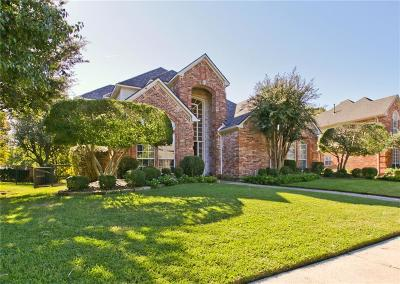 Plano Single Family Home For Sale: 4572 Pebble Brook Lane