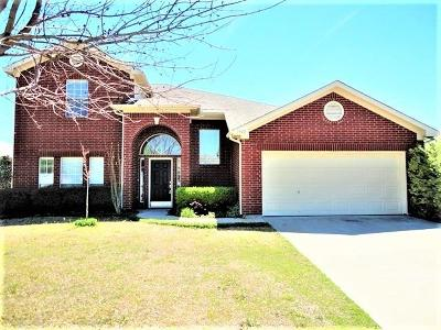 Mansfield Residential Lease For Lease: 1602 Windcastle Drive