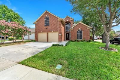 Flower Mound Single Family Home For Sale: 2900 Cedar Pass Court