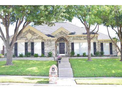 Carrollton Single Family Home Active Option Contract: 1209 Normandy Drive