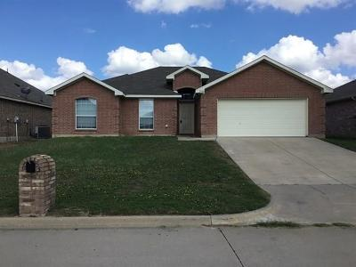 Mansfield Residential Lease For Lease: 1722 La Caya Drive