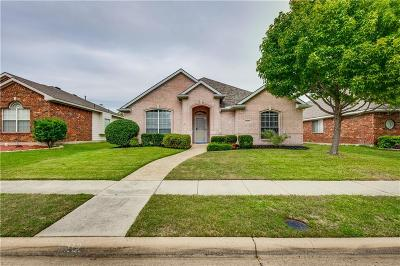 McKinney Single Family Home For Sale: 5212 Golden Wheat Lane