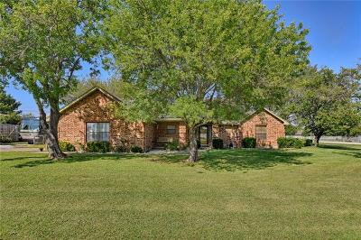 Haslet Single Family Home Active Option Contract: 233 Berry Drive