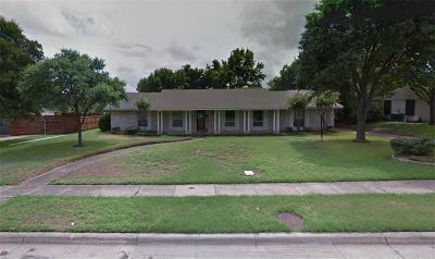 Dallas Single Family Home For Sale: 3930 Clear Cove Lane