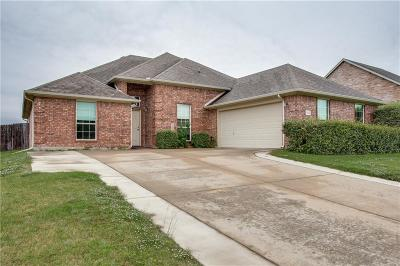 Red Oak TX Single Family Home Active Option Contract: $229,900