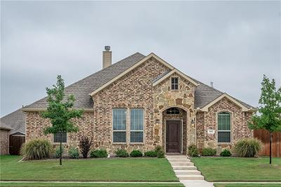 Wylie Single Family Home For Sale: 102 Pebblecreek Drive