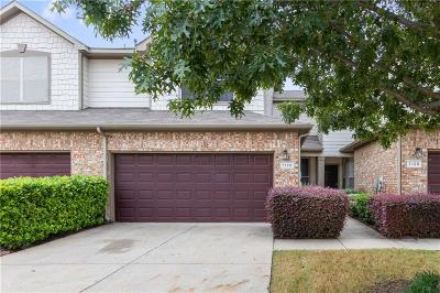 Plano Townhouse For Sale: 7132 Wolfemont Lane