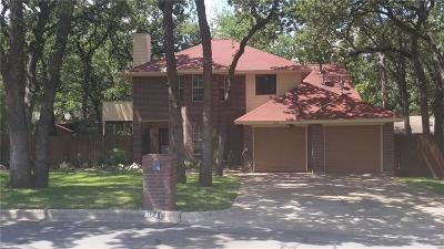 Keller Single Family Home For Sale: 1024 Conchos Circle E