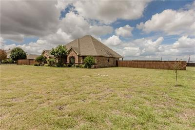 Haslet Single Family Home For Sale: 11300 Lonesome Mountain Trail