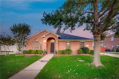 Sachse Single Family Home Active Option Contract: 7224 Creekview Drive