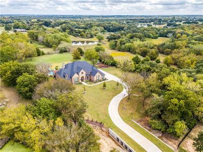 Mansfield Single Family Home Active Option Contract: 8028 Hess Drive