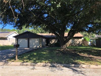 Benbrook Single Family Home For Sale: 1713 Edge Hill Road