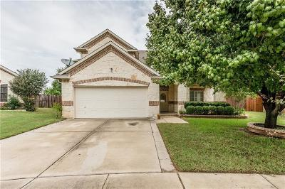 Single Family Home Active Kick Out: 8660 Lariat Circle