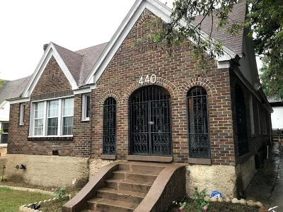 Single Family Home For Sale: 440 S Westmoreland Road