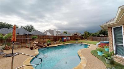 Sachse Single Family Home Active Contingent: 4414 Harvest Lane