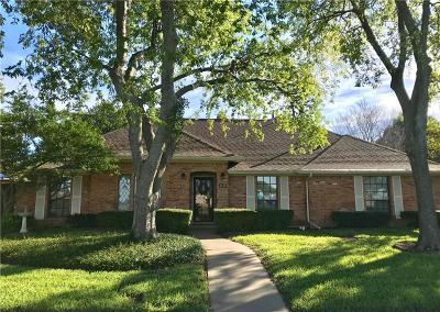 Plano Single Family Home For Sale: 1540 Harrington Drive