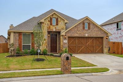 Waxahachie Single Family Home For Sale: 1109 Wheatland Terrace