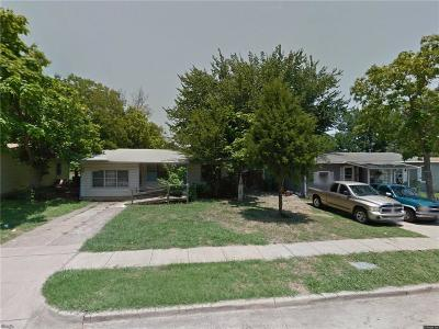 Garland Single Family Home For Sale: 151 Lake Drive