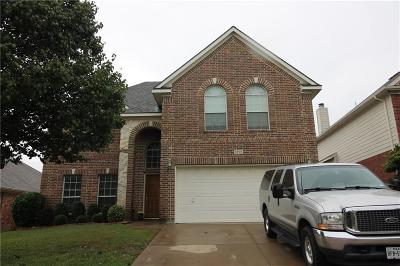 Fort Worth Single Family Home For Sale: 4968 Sunset Ridge Drive