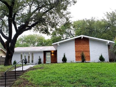 Single Family Home For Sale: 3027 Dothan Lane