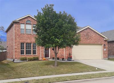 Melissa Single Family Home For Sale: 1112 Austin Drive