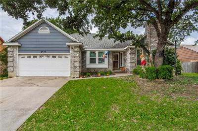 North Richland Hills Single Family Home For Sale: 6737 N Park Drive